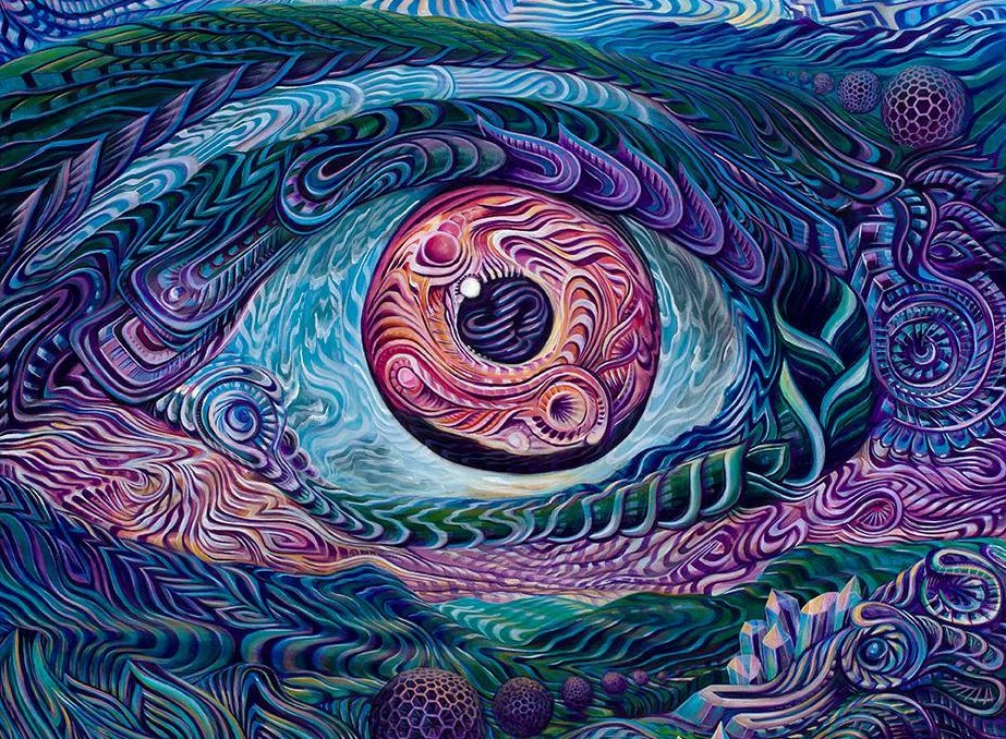 Visionary Art - מה היא אומנות חזיונית