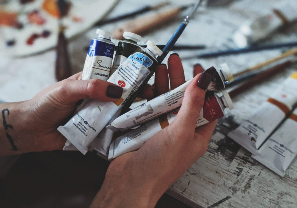 אומנות היא דבר שתמיד רציתם לעשות - אבל איך מתחילים?